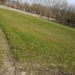 Outdoorbaan gras 30 x 70