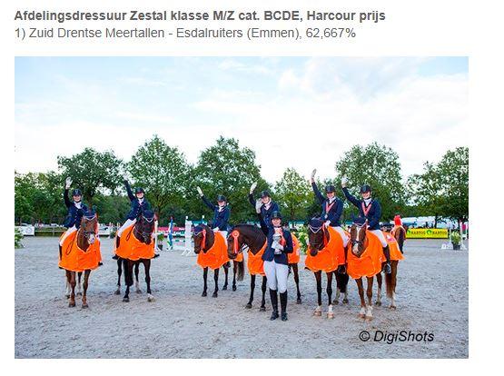 2018-08-27 17_15_59-Klein Maar Dapper wint Verenigingskampioenschap pony's - KNHS kampioenschappen